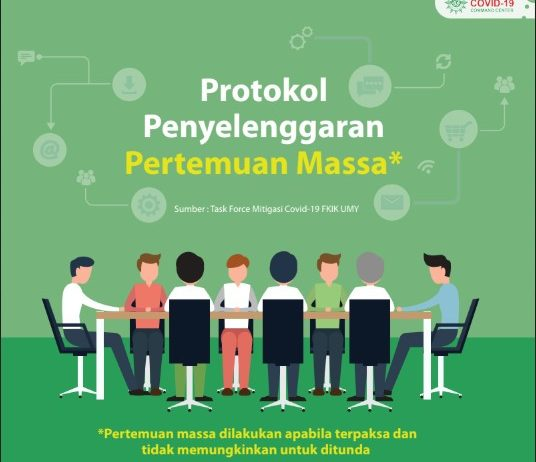 Protokol Penyelenggaran Pertemuan Massa