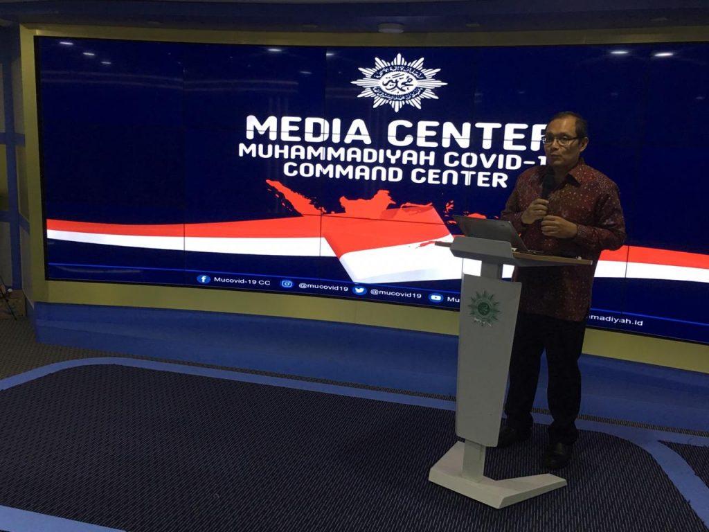 Perguruan Tinggi Muhammadiyah & 'Aisyiyah Gelontorkan 78 Miliar Rupiah untuk Penanggulangan Covid-19