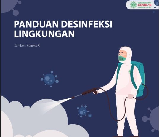 Panduan Desinfeksi Lingkungan