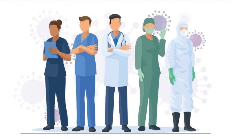 Pandemi Covid -19 dan Masyarakat Separuh Sehat