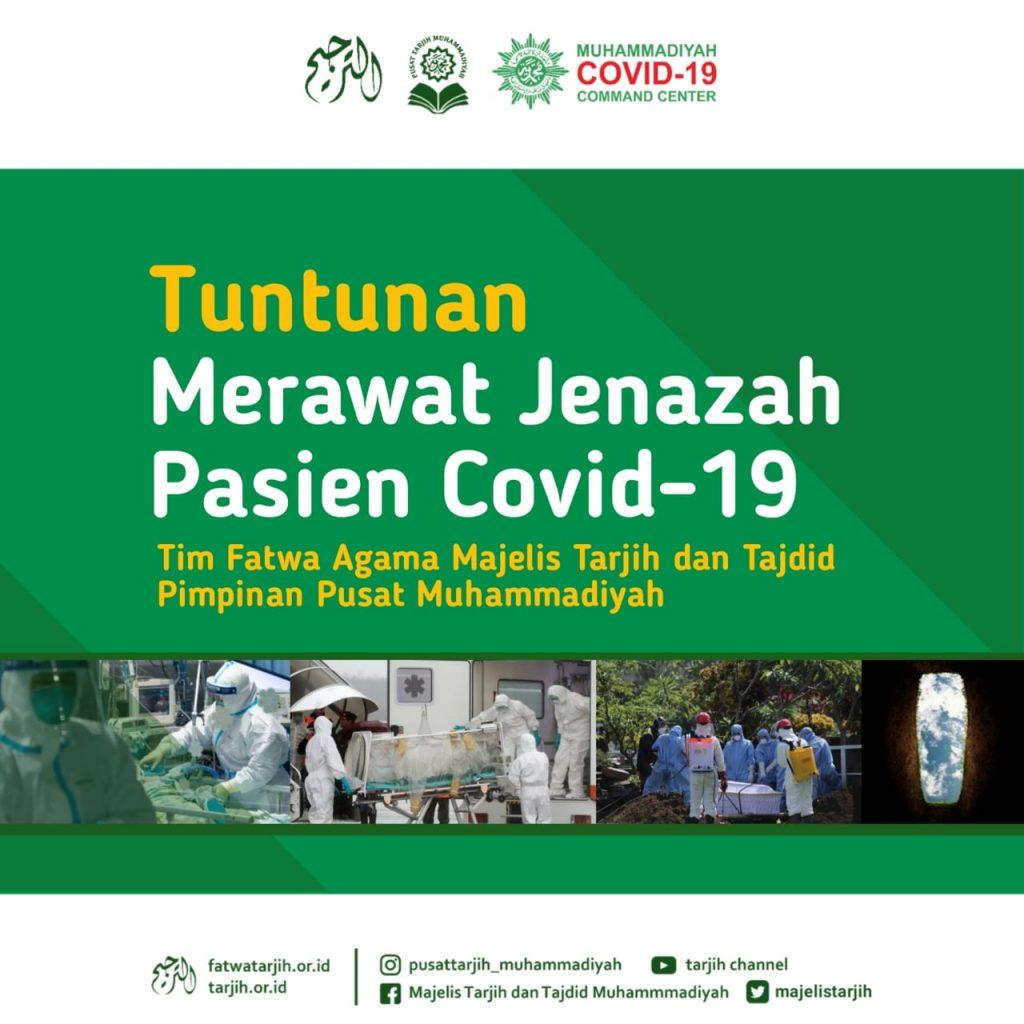 Tuntunan Merawat Jenazah Pasien Covid-19