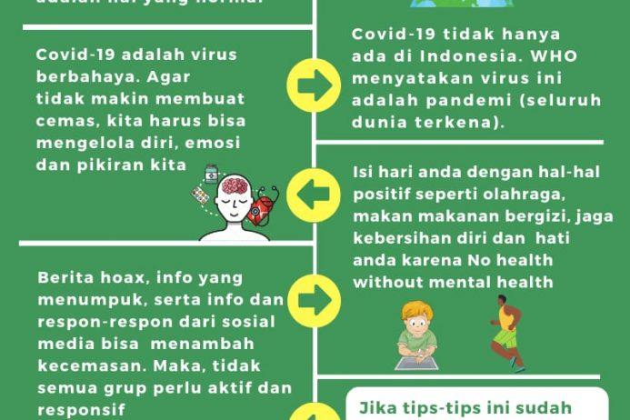 Tips Menjaga Kesehatan Mental Saat Pandemi Covid-19