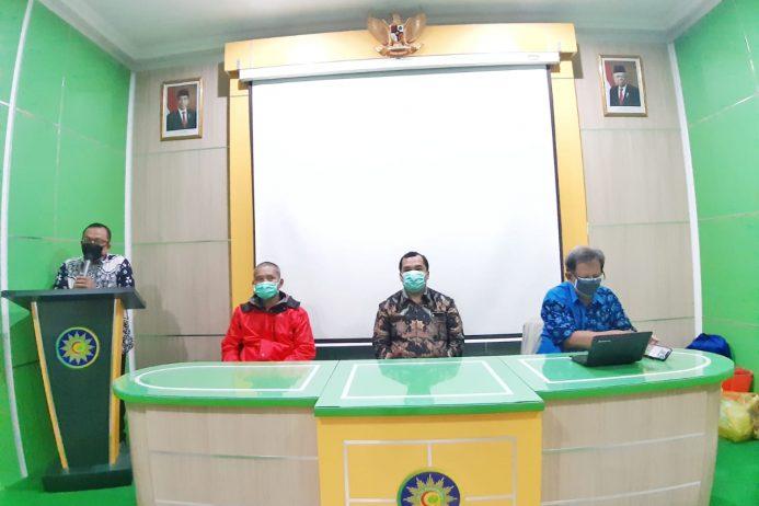 Penuhi Kebutuhan Petugas Penanganan Jenazah Covid-19, RS PKU Muhammadiyah Bantul Latih Relawan