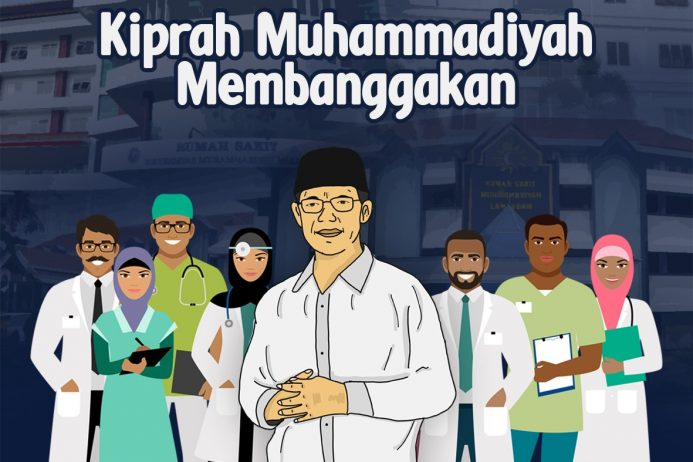 Kiprah Muhammadiyah Membanggakan