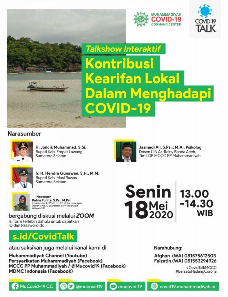 covid talk
