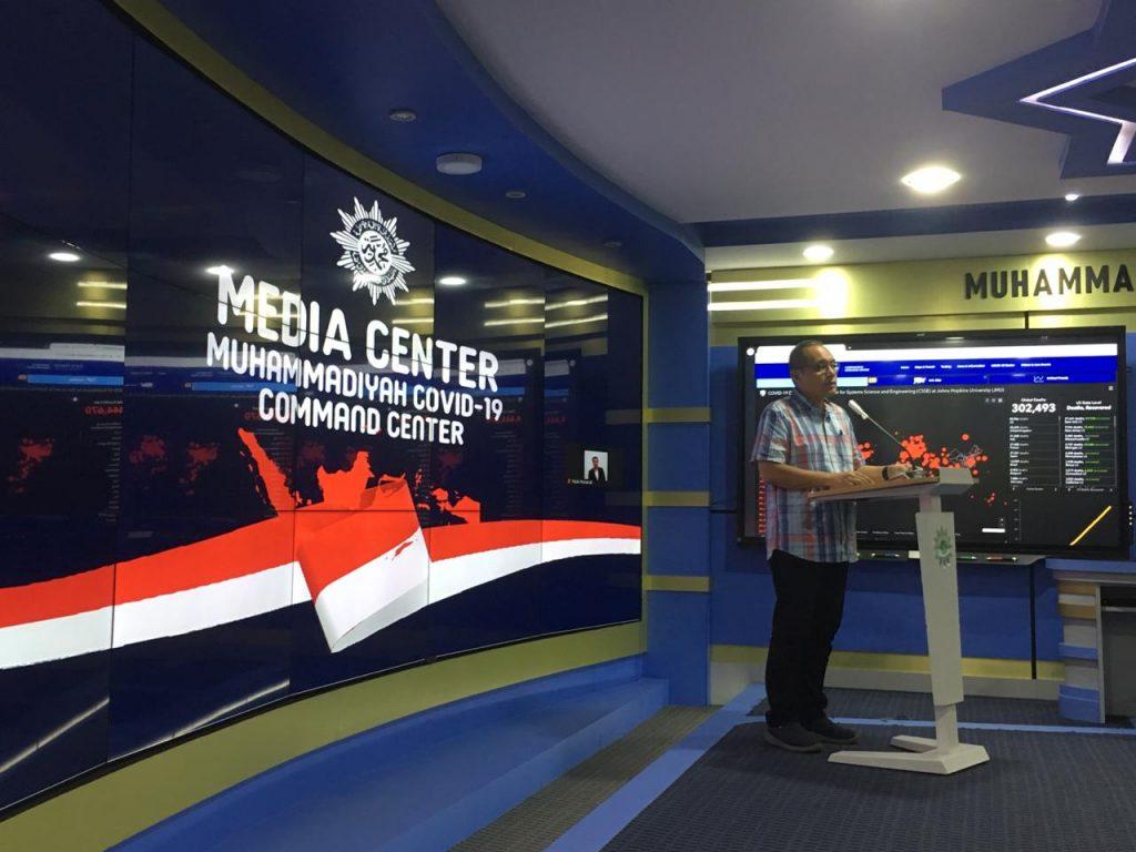 Muhammadiyah: Kondisi Pandemi, Sholat Idul Fitri di Lapangan Ditiadakan