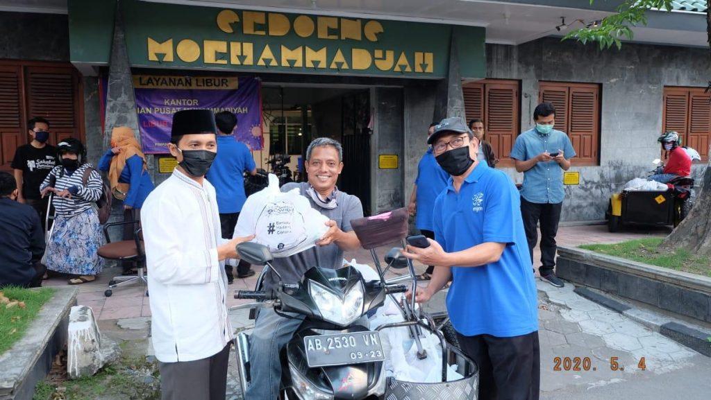 Muhammadiyah Targetkan Satu Juta Paket Sembako untuk Ketahanan Pangan