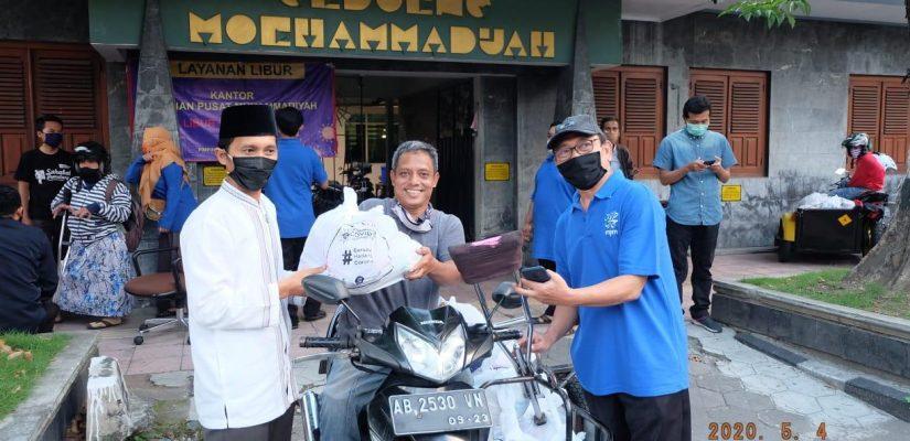 Muhammadiyah-targetkan-satu-juta-sembako