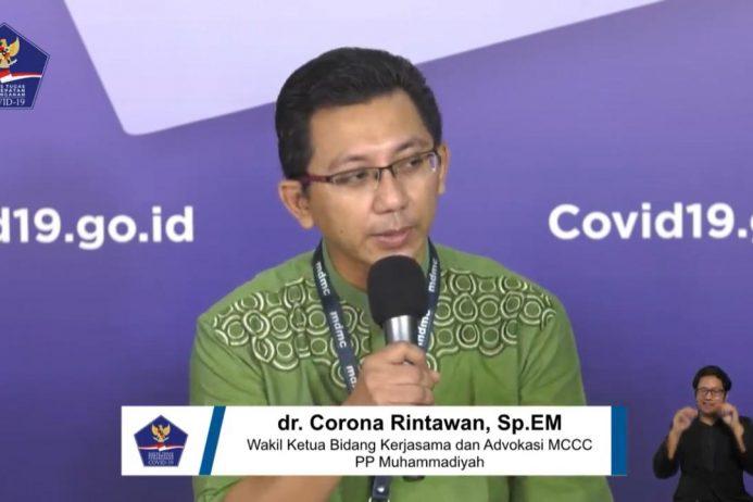 Muhammadiyah Kerahkan 60.000 Relawan untuk Tangani Covid-19