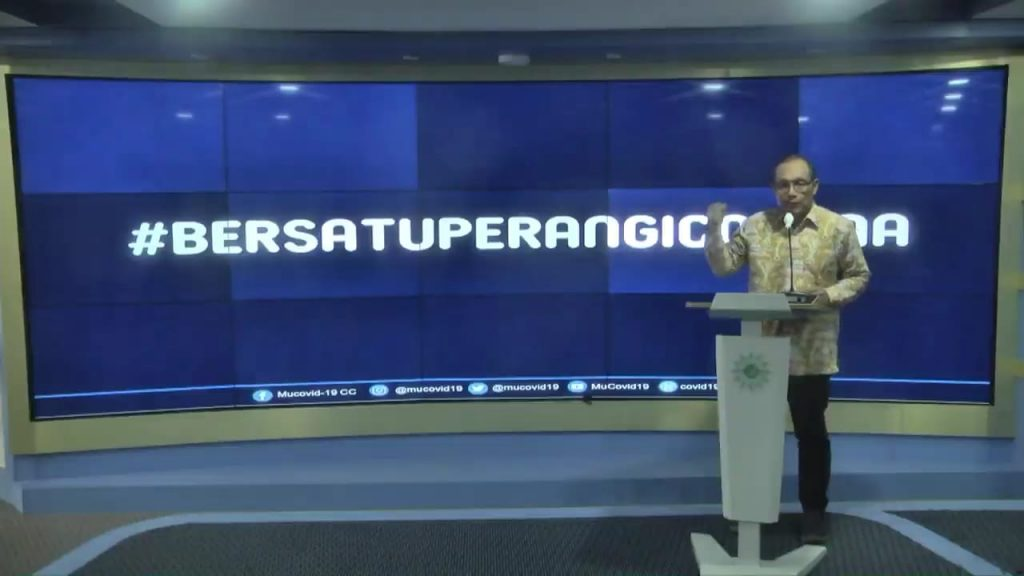 Muhammadiyah Menolak Berdamai Dengan Covid-19