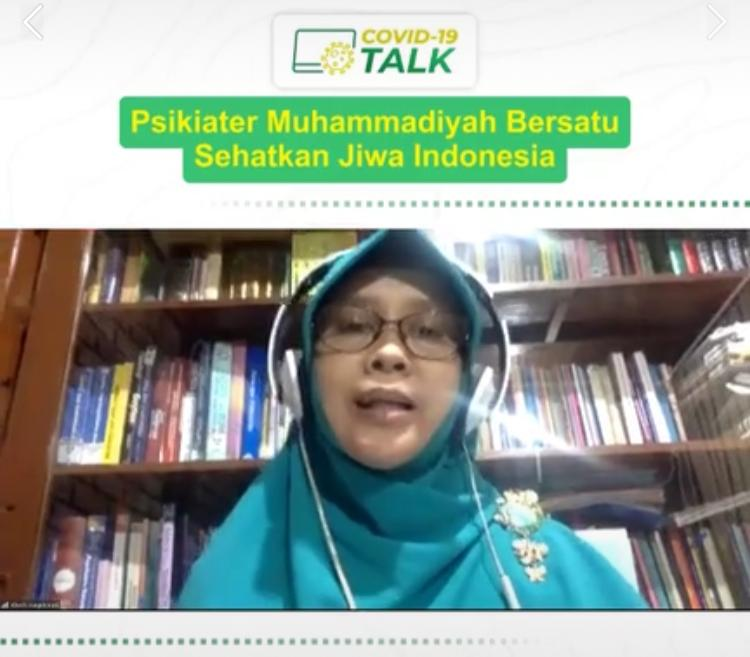 Psikiater Muhammadiyah Bersatu Mendobrak Stigma Buruk Gangguan Jiwa