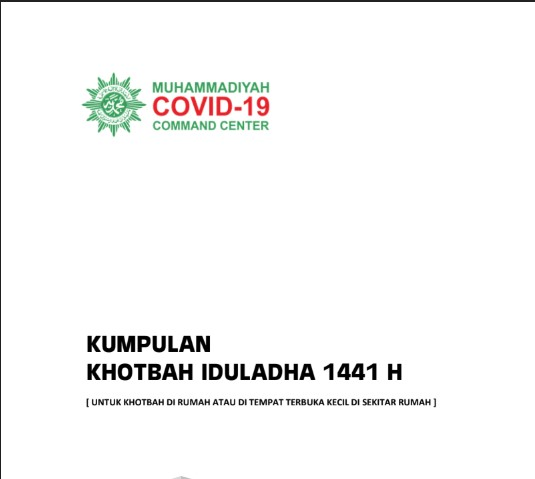 KUMPULAN KHOTBAH IDULADHA 1441 H