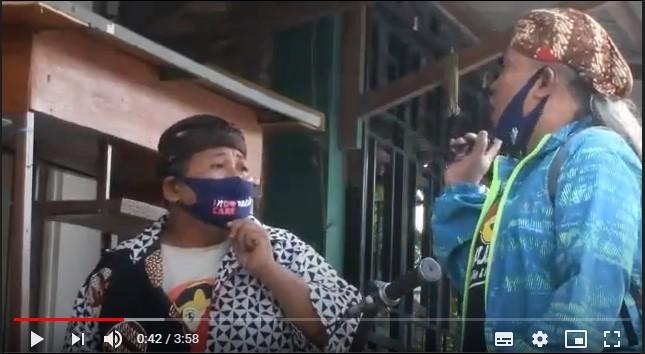 (VIDEO) #GowesAman