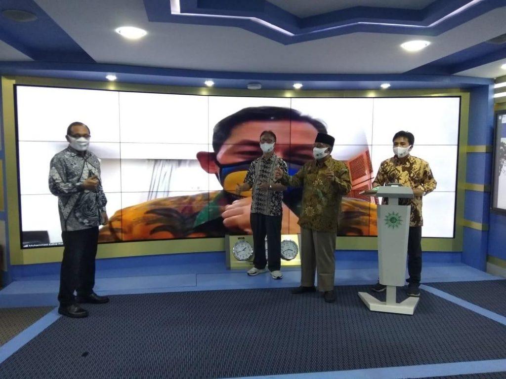 Muhammadiyah Perkuat Gerakan Pakai Masker