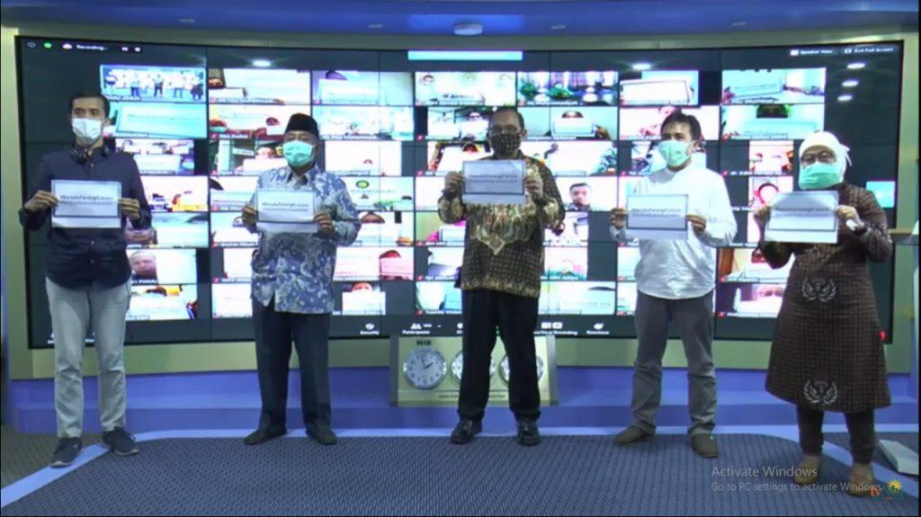 Muhammadiyah Luncurkan Program Mentari Covid-19