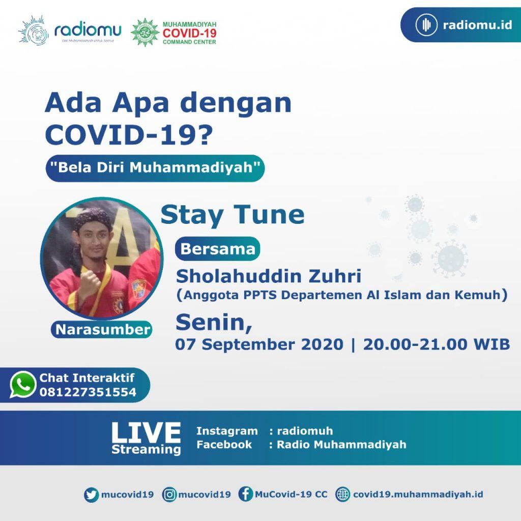 (VIDEO) AADC Radiomu – Bela Diri Muhammadiyah