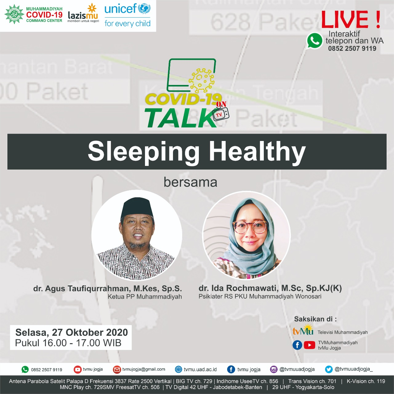 Sleeping Healthy