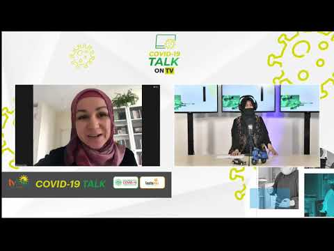 (VIDEO) Covid-19 Talk Part 165 : Get Will Soon Izmir