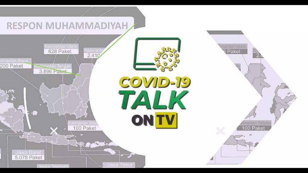 (VIDEO) Covid-19 Talk : Layanan Dukungan Muhammadiyah DIY untuk Warga ISOMAN