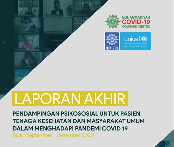 Laporan Akhir Pendampingan Psikososial Kerjasama MCCC – UNICEF Indonesia