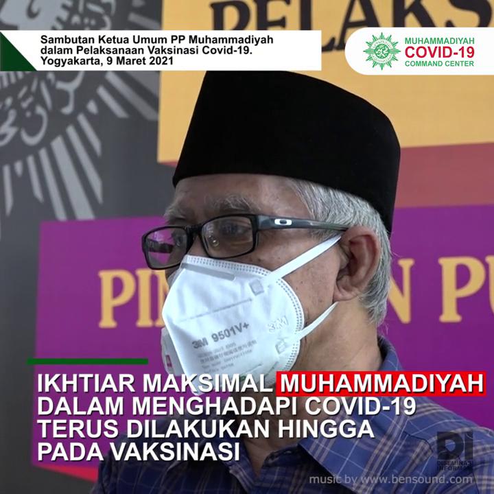 (VIDEO) Ikhtiar Maksimal Muhammadiyah Menghadapi Covid-19