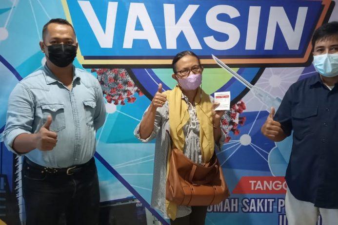 MCCC dan Unismuh Makassar Gelar Vaksinasi Untuk 2000 Orang