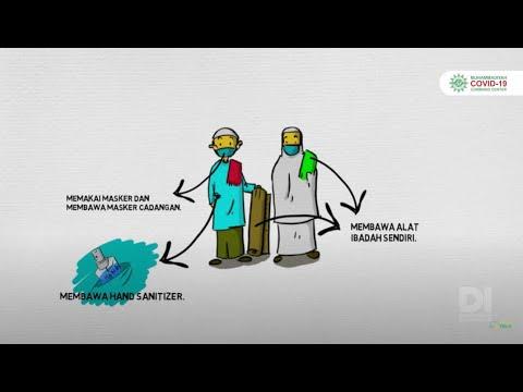 (VIDEO) PANDUAN SALAT IDULFITRI 1442 H