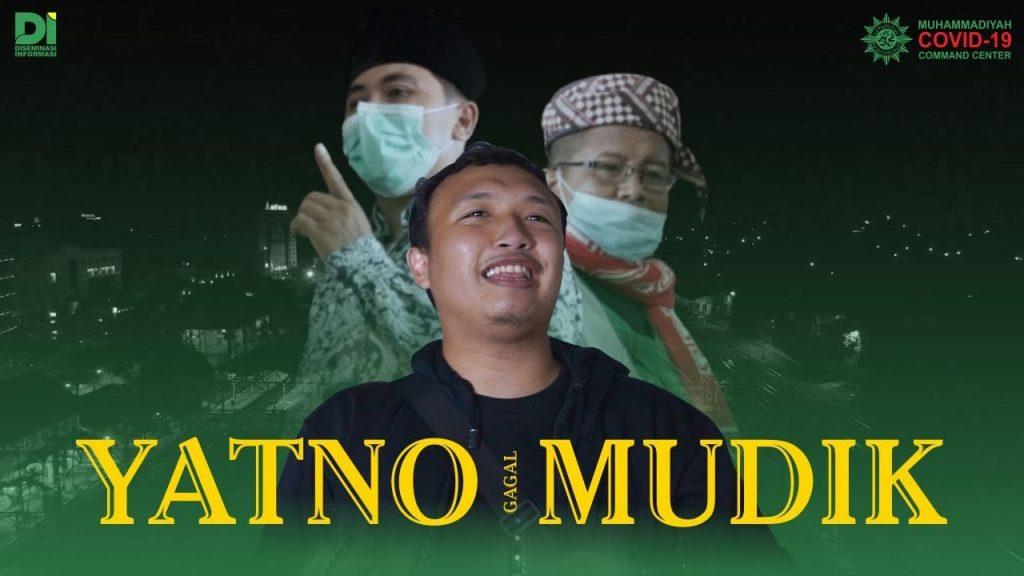 (VIDEO) Gagal Mudik Dihadang Pak RT