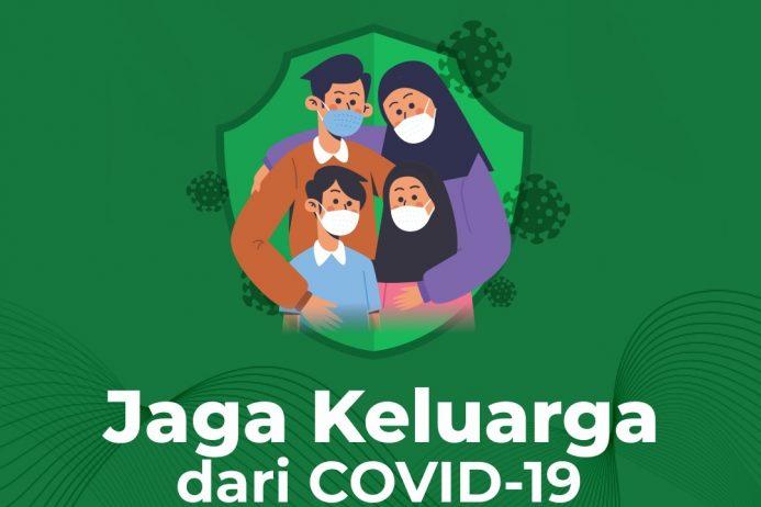 Jaga Keluarga dari Covid-19
