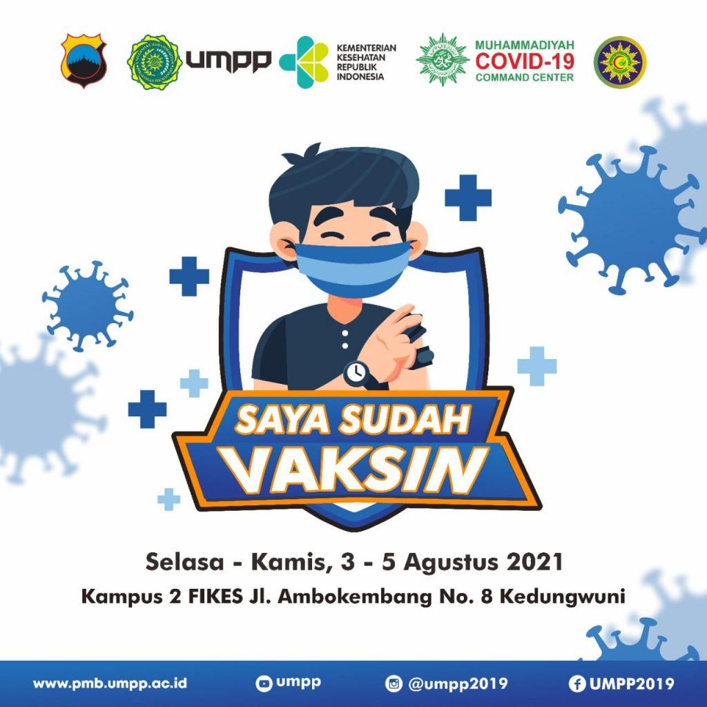 Muhammadiyah dan Polri Bersinergi Percepat Target Vaksinasi di Daerah