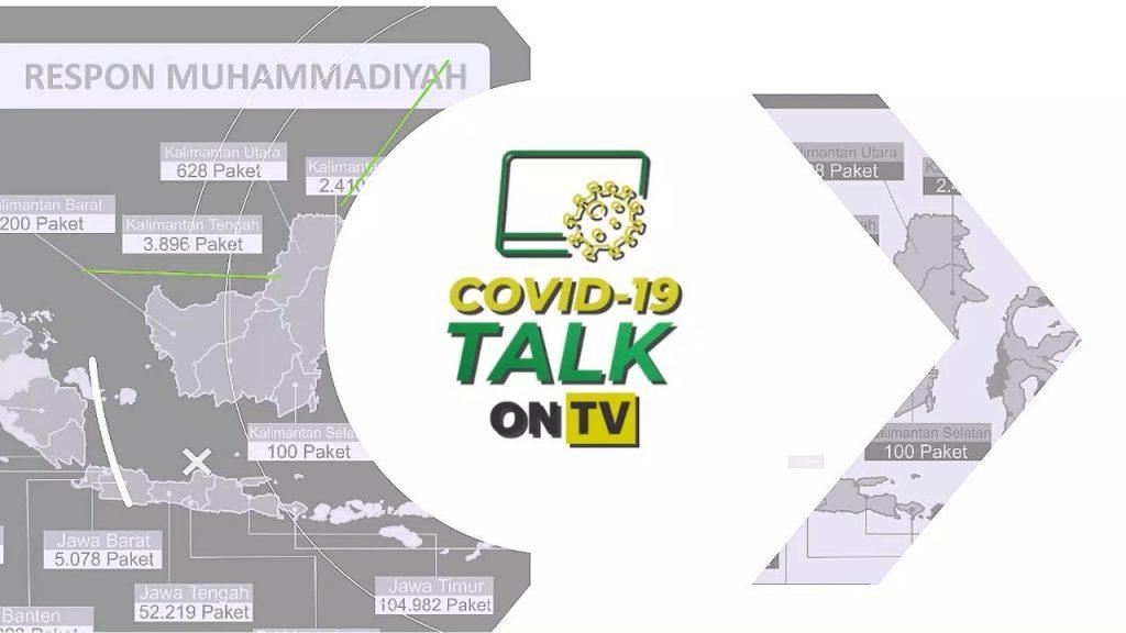 (VIDEO) Covid-19 Talk : Perubahan Perilaku Aman dari Covid-19