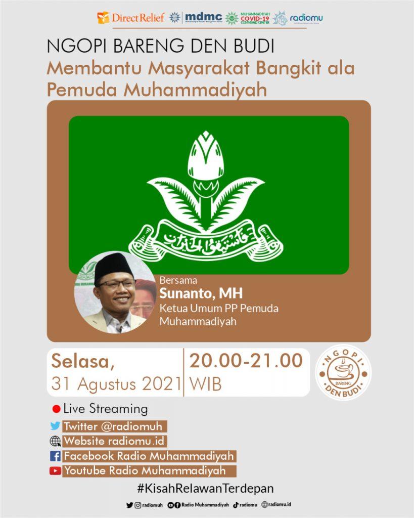 (VIDEO) #NgopiBarengDenBudi – Membantu Masyarakat Bangkit ala Pemuda Muhammadiyah